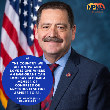 Chuy Garcia Landing Page Graphic